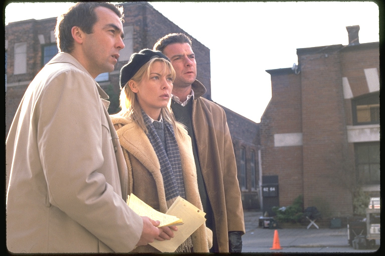 Lisa, Sam & Terry
