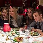 Hope Davis, Morgan Griffin, Adelaide Kane, and Ben Rosenfield in Louder Than Words (2013)