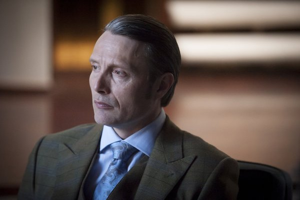 Mads Mikkelsen in Hannibal (2013)
