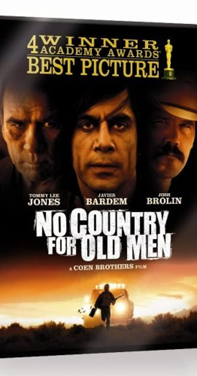 No Country For Old Men Diary Of A Country Sheriff Video