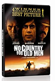 No Country for Old Men: Diary of a Country Sheriff Poster