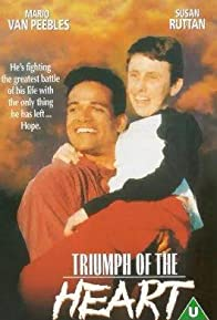 Primary photo for A Triumph of the Heart: The Ricky Bell Story