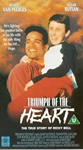Good site to download english movies A Triumph of the Heart: The Ricky Bell Story [720p]