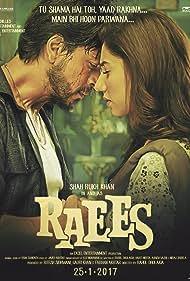 Shah Rukh Khan and Mahira Khan in Raees (2017)