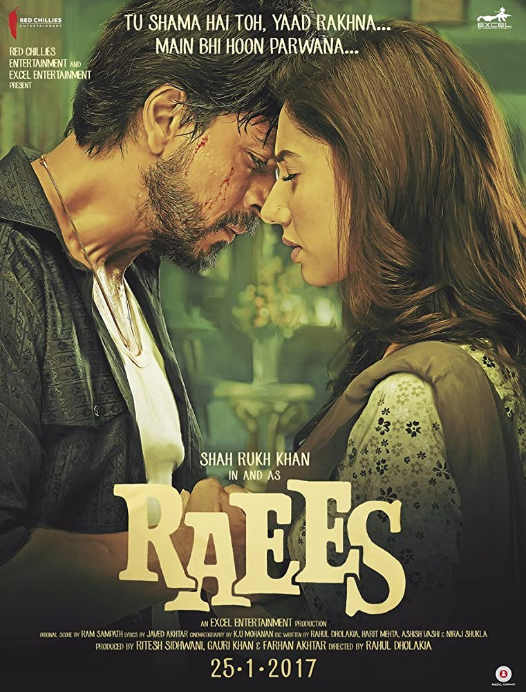 Raees HD Hindi movie 2017