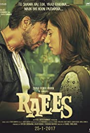 Raees 2017 Full Movie Download Hindi BluRay 720p