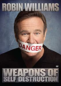 New movies you must watch Robin Williams: Weapons of Self Destruction by Marty Callner [WEBRip]