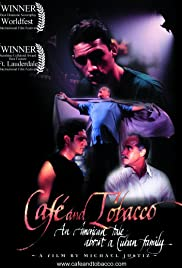 Cafe and Tobacco Poster