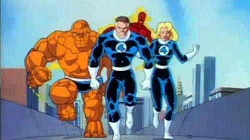 Fantastic Four: Complete Season 2