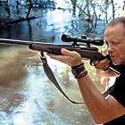Jon Voight and Owen Wilson in Anaconda (1997)
