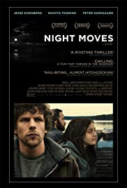 Night Moves (2013) Poster - Movie Forum, Cast, Reviews