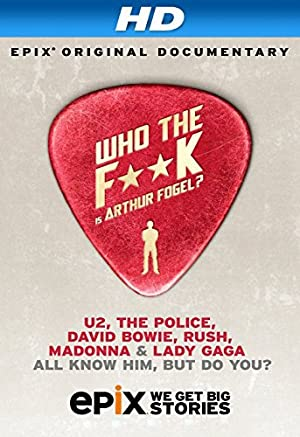 Where to stream Who the F**K Is Arthur Fogel