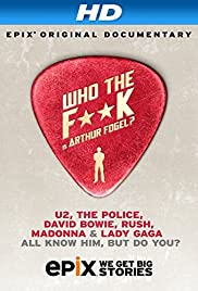 Who the F**K Is Arthur Fogel Poster
