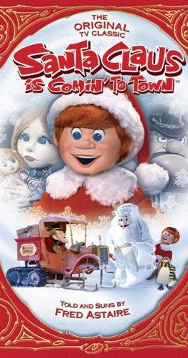 santa claus is comin to town tv movie 1970 imdb
