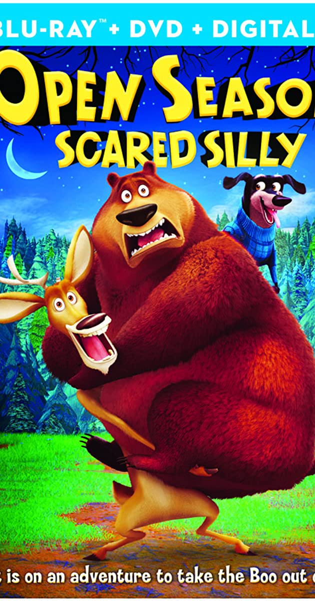 Subtitle of Open Season: Scared Silly