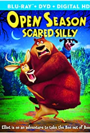 Open Season: Scared Silly Poster