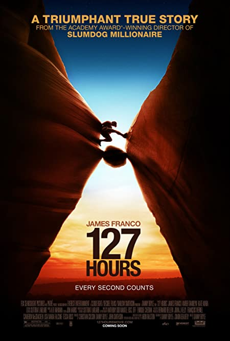 127 Hours (2010) English Blu-Ray – 720P – x264 – 750MB – Download