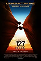 127 Hours (2010) Poster