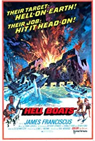 Hell Boats (1970) Poster - Movie Forum, Cast, Reviews