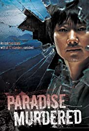 Paradise Murdered Poster