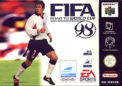 Movie dvd downloads sites FIFA Road to World Cup 98 [pixels]