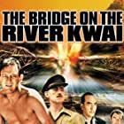 Alec Guinness, William Holden, Jack Hawkins, and Sessue Hayakawa in The Bridge on the River Kwai (1957)