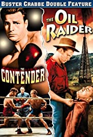 The Oil Raider Poster