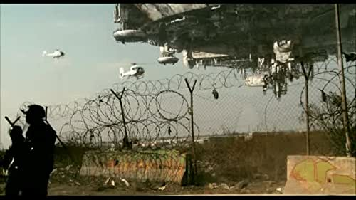 A TV trailer for District 9