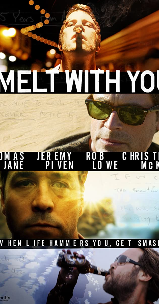 Subtitle of I Melt with You