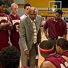 Samuel L. Jackson, Rob Brown, Robert Ri'chard, Antwon Tanner, Channing Tatum, Texas Battle, and Clyde Goins in Coach Carter (2005)
