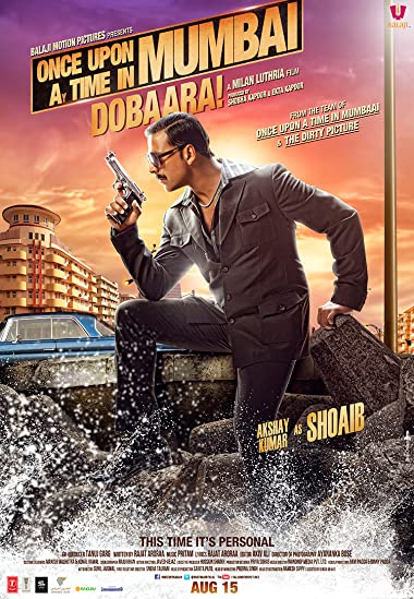 Once Upon ay Time in Mumbai Dobaara 2013 Full Hindi Movie Download 720p BluRay