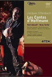 Les contes d'Hoffmann Poster