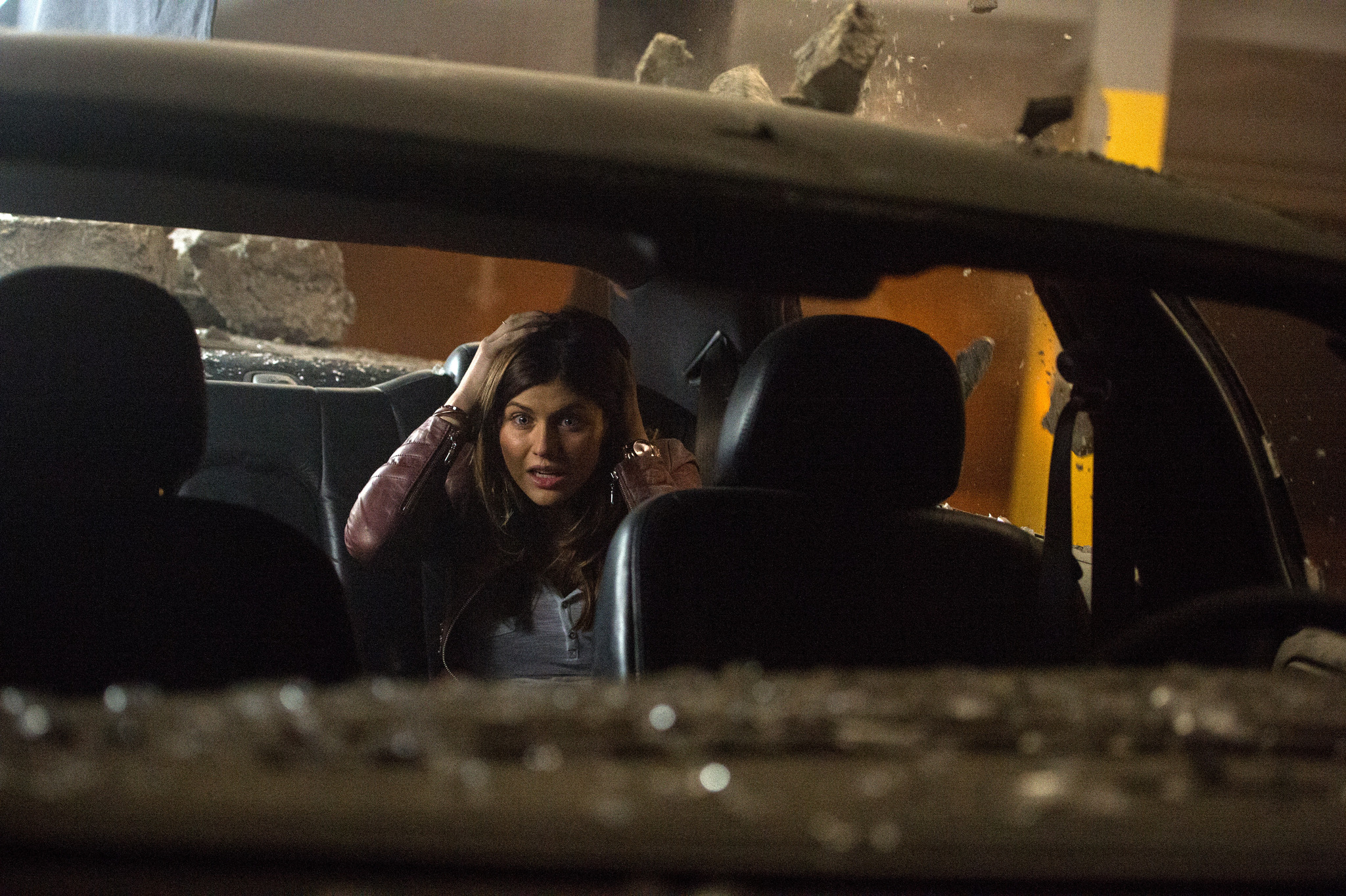 Alexandra Daddario in San Andreas (2015)