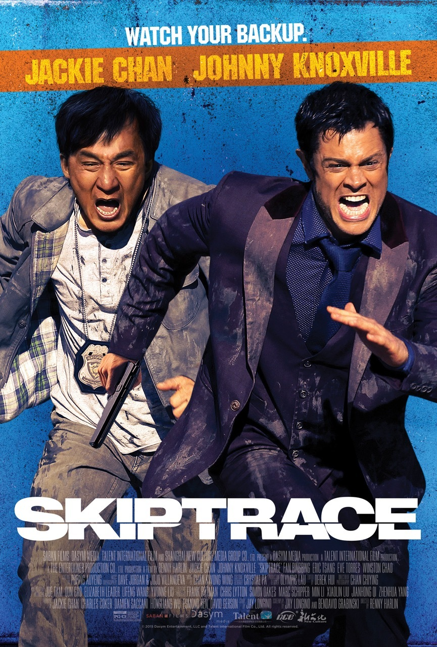 Image result for Skiptrace 2016