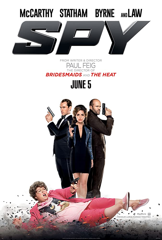 Spy (2015) [BluRay] [720p] [YTS] [YIFY] thumbnail