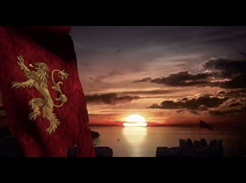 Season 6 Lannister Battle Banner Teaser