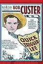 Quick Trigger Lee (1931) Poster