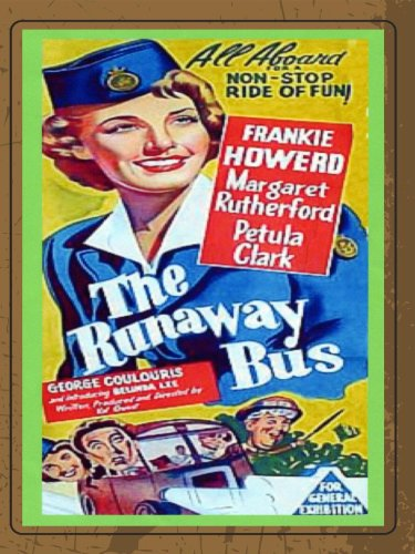 The Runaway Bus (1954)