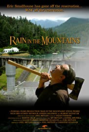 Rain in the Mountains Poster