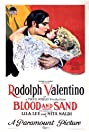 Blood and Sand (1922) Poster