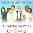 Kevin Kline, Steve Martin, Danny Glover, Mary-Louise Parker, Mary McDonnell, and Alfre Woodard in Grand Canyon (1991)
