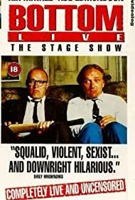 Adrian Edmondson and Rik Mayall in Bottom Live (1993)