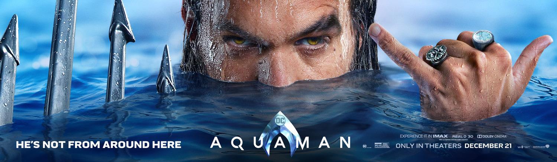 """Рецензия на фильм """"Аквамен"""" (Aquaman) 2018"""