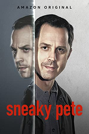 View Sneaky Pete - Season 2 (2015–2019) TV Series poster on 123movies