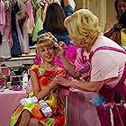 Valorie Hubbard and Hazel Sepenuk in Kickin' It (2011)