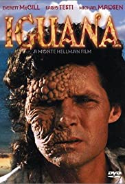 Iguana (1988) Poster - Movie Forum, Cast, Reviews