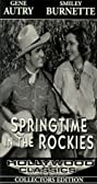Springtime in the Rockies (1937) Poster