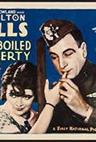 Molly O'Day and Milton Sills in Hard-Boiled Haggerty (1927)