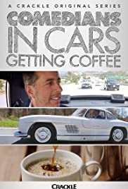Comedians in Cars Getting Coffee Poster - TV Show Forum, Cast, Reviews