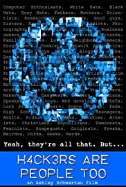 Hackers Are People Too Poster